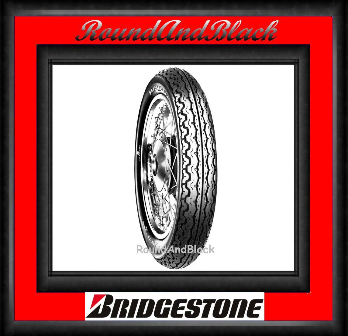 3 50 16 58p Bridgestone Exedra S701 Mag Mopus Motorcycle