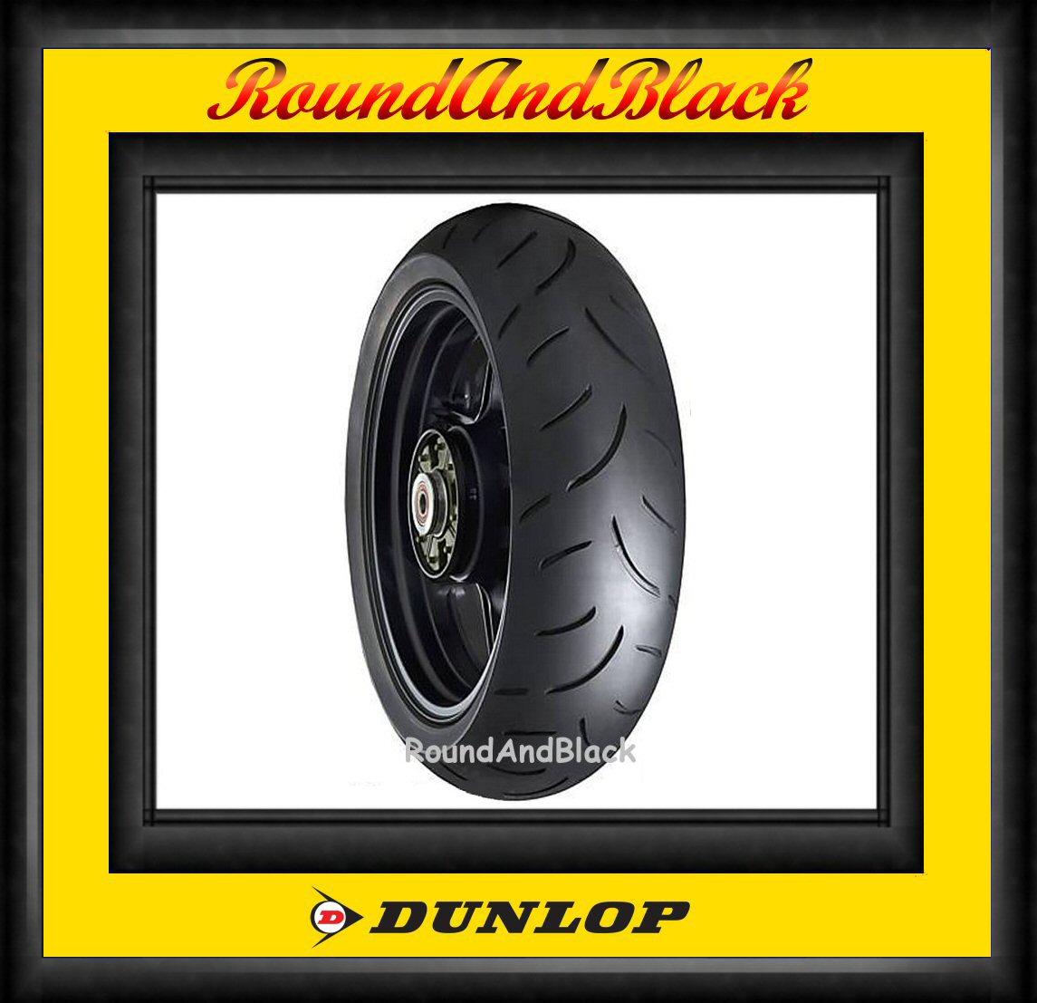 Dunlop qualifier 2 ii motorcycle motorbike rear tyre 170 60zr17 ebay