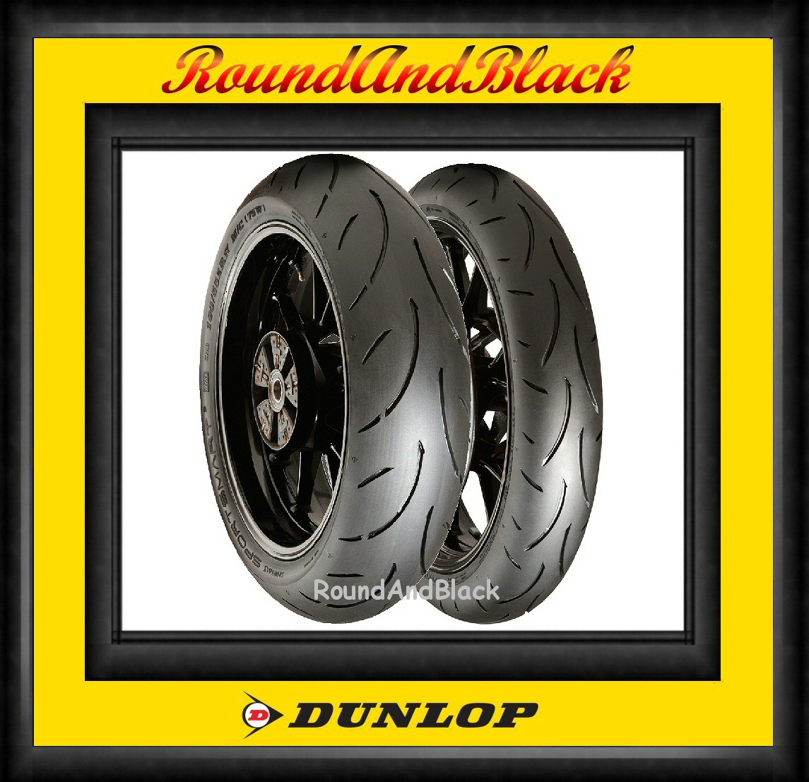 120 70 17 180 55 17 dunlop sportsmart 2 ii motorcycle tyres sport smart pair ebay. Black Bedroom Furniture Sets. Home Design Ideas
